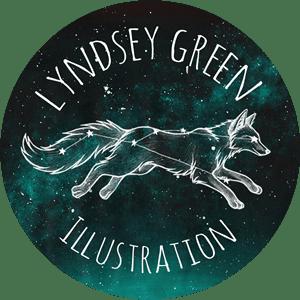 Lyndsey Green Illustration logo